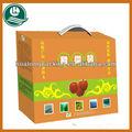 alta qualidade de alimentos congelados e caixa de embalagem com melhor qualidade para pizza