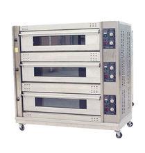 bakery deck oven bread making machine