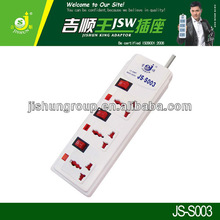 S003 Hot Sale Safety Wiring Light Switch With Outlet