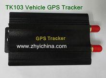 fleet management system tk103 support geo-fence,movement alert,overspeed alert
