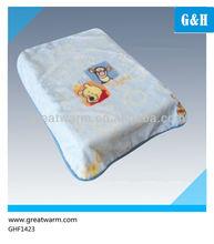 ultra-fine plush baby blanket sheet