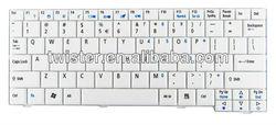RU US AR UK SP BR CZ IT FR TR GR LA keyboard for ACER ASPIRE ONE A110 A150 D150 D250 P531 ZG5