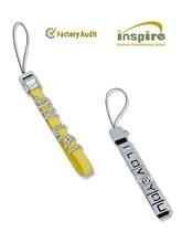 Fashion mobile phone strap jewelry