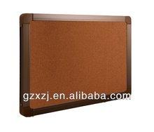 hot sale steel framed cork board