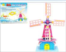 3d puzzle wooden toy,wooden puzzle toy 3d