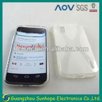 LG Nexus4 E960 TPU mobile phone case