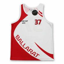 wholesale best quality custom basketball sportswear