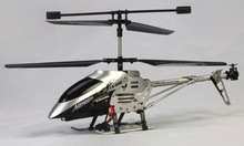 3 Channel RC Alloyed Structure Medium-sized Helicopter With Gyro. With competitive price