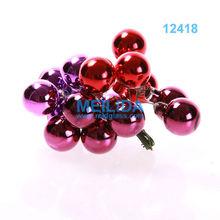 Wholesale High Quality Fashionable Glass Christmas Ball Ornaments
