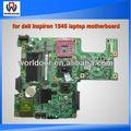 para dellinspiron placa base del ordenador portátil precio para dellinspiron 1545 g849f