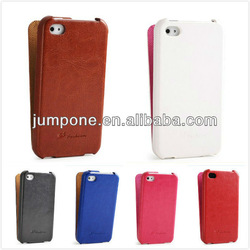 New fashion Thin PU Leather Case Flip cover For Apple iPhone 4 4G 4S