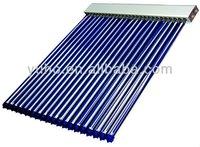 heat pipe vacuum tube solar water heater