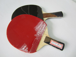 the best in the world table tennis bat With ITTF Rubber Sheet
