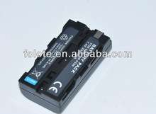for Sony NP-F550 NP-F570 Handycam Battery