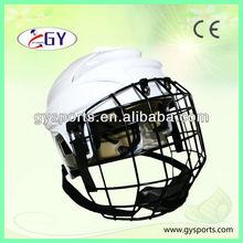 Ice Hockey Mask with cage, Ice Hockey Helmet, Face Guard, Hockey Player Helmet, Sports Helmet for ice hockey player
