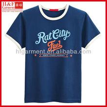 Fancy Mens T-shirts Super Soft Cotto Most Comfortable 2013 Fashion Design