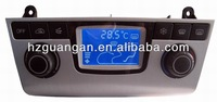 car air conditioner control panel Chery A5