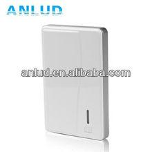 2013 newest model ALD-P08 Ultrathin super slim power bank