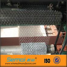 galvanized hexagonal chicken wire mesh (ISO9001:2008 Certificate)