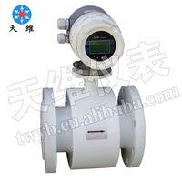 Water flow meter sensor electronic flow meter