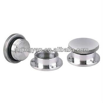 Plain or black Anodized Aluminium Cap Screws