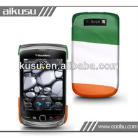 fashion design color case for blackberry 9800