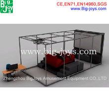 3D,4D,5D,7D,9D Hot Mini Theater Equipment for club,plaza