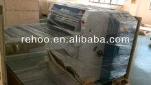 Garment/cloths/textile/fabric roller heat press machine from shanghai factory