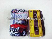 Cassette Tape hard case back cover for BlackBerry Curve 8520