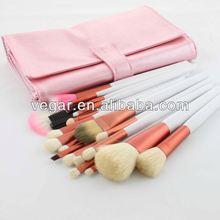 Hot!pink 20 pcs makeup brush cosmetic pen brush