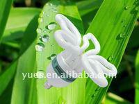 High Watts B22/E27 55WTo105W Lotus Flower Energy Saving light bulb CE/Rohs