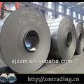 laminado en frío de acero dx51d de chapa de hierro