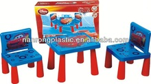 2013 China Factory price high quality plastic children table and chair Furniture hanging bubble chairs for rooms
