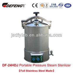 CE qualified DF-24HDJ Portable Steam Sterilizer