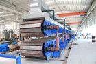 Hot sale! Sandwich panel machine- hot press melamine laminating machine/heat press laminator/press laminator