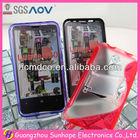 TPU and PC phone case For Nokia Lumia 620