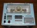 Transformador de aceite dieléctrico fuerza probador, el aceite de aislamiento voltaje de ruptura tester