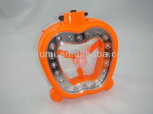 mini modern rechargeable emergency light fan and reading light