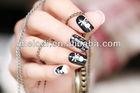 metallic nail wraps sticker