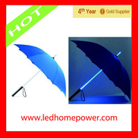 very useful led umbrella for night from china