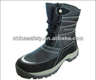 Safety boots with reflecting tape
