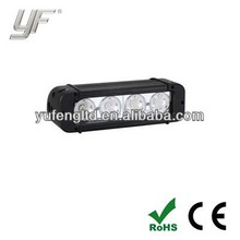 First Quality Competitive Price 7.8 inch 40w led light bar offroad For Truck Roof lighting , SUV 4X4