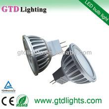 new design 3w 230lm mr16 led lampe licht