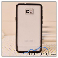 TPU+PC Soft Back Case Cover Cleave Bumper For Samsung Galaxy S2 SII I9100