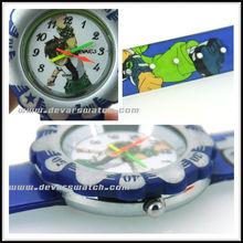 ben ten 10 kid watch sport plastic watches for boys and girls