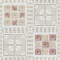 pvc lace table cloth,non slip tablecloth