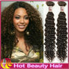 Good feedback factory outlet 4A malaysian deep wave hair