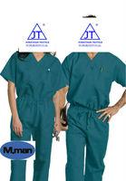 medical scrub suit/ scrub manufacturer/ standard textile scrubs