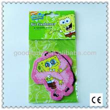 {OEM factory gift }paper air fresheners/ air freshner