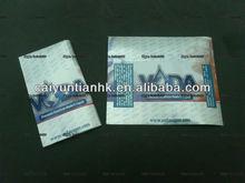 custom rigid blue matt pvc film